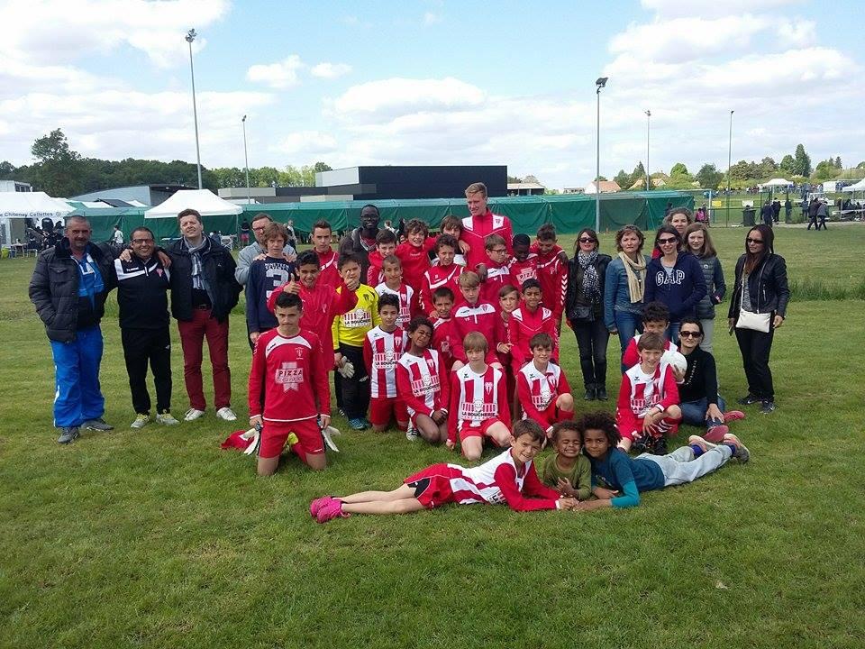 Les jeunes avrillais en tournoi National dans le Loir et Cher.
