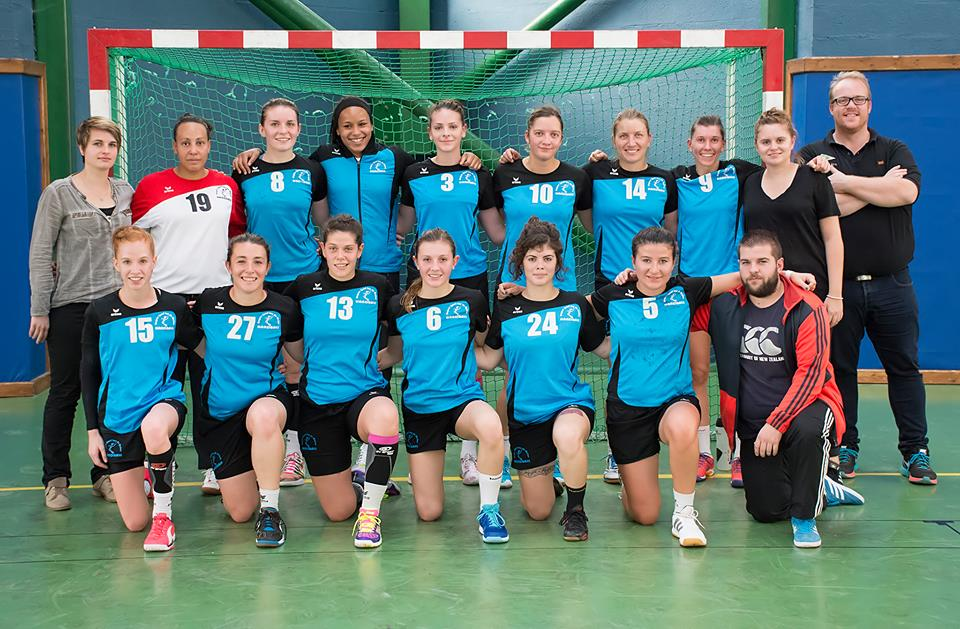 NF3 : Angers Sports Lac de Maine Handball s'impose logiquement face à la lanterne rouge.