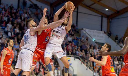 Brissac Aubance Basket ne montra pas en NM1