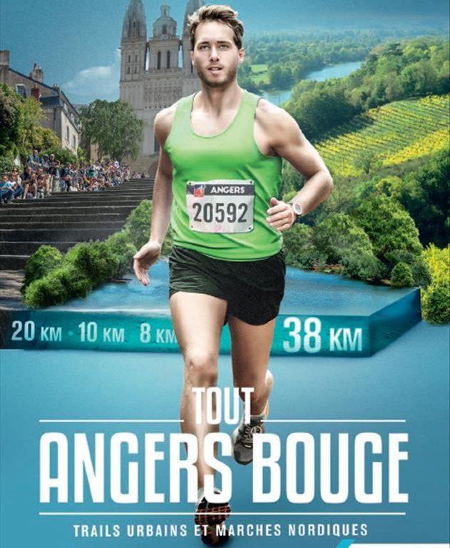 Tout Angers Bouge (Trails Urbains et marches nordiques) Programme