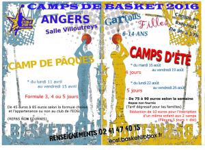 Camps St Léonard