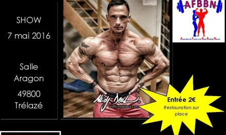 Fitness : Demi-finale Nord AFBBN 2016