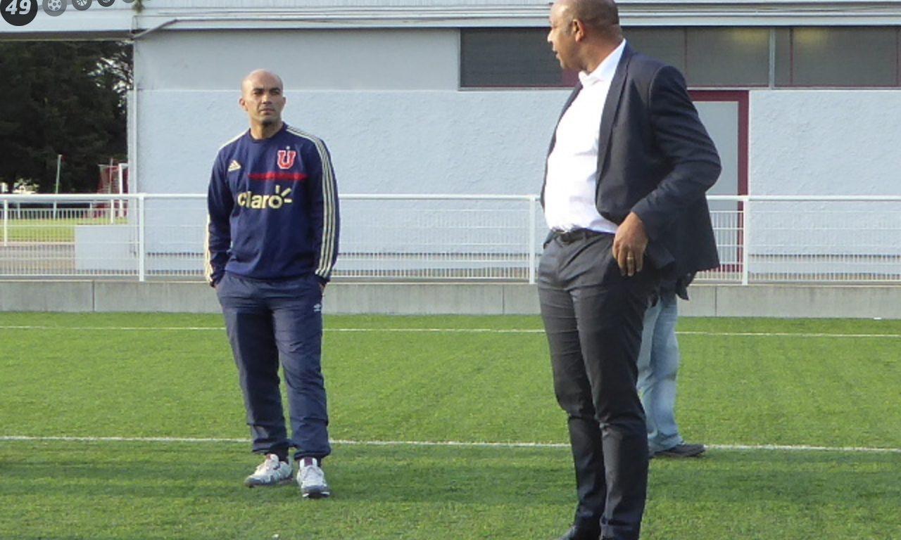 Frédéric ROSAMOND : Il est important que le club de l'AS Avrillé ait une vraie identité de jeu.