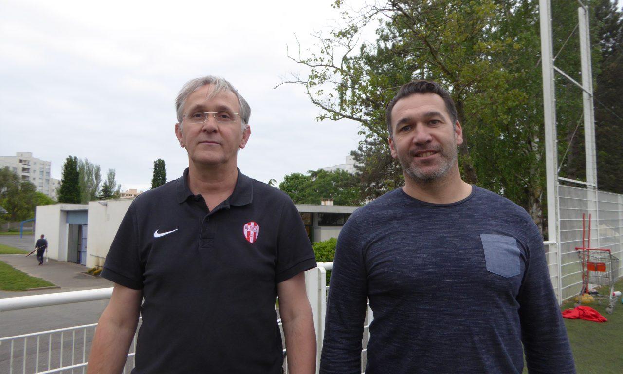 Présentation de Saïd NABATI, nouvel entraineur équipe B (Angers Intrépide)