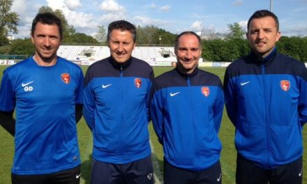 Officialisation du staff de l'Olympique de Saumur FC