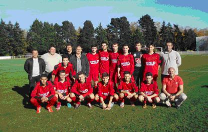 Football : L'aventure des U19 du Sporting Club Angevin se termine en demi-finale de la coupe de l'Atlantique.