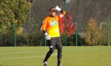 Alexandre Bossin première recrue estivale de l'AS Tiercé-Cheffes Football