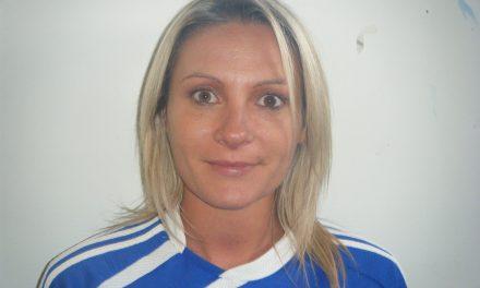 Marina Cassin, une vraie passionnée par le ballon rond.