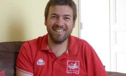 Entretien avec José CRESPO, éducateur jeunes à Angers Noyant Handball Club