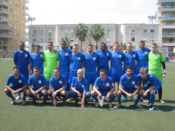 Premier Tournoi International de Football d'Entreprises à Monaco