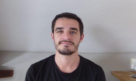 Entretien vidéo avec le nouvel attaquant de l'ES Bouchemaine Football, Loris DE TONI.
