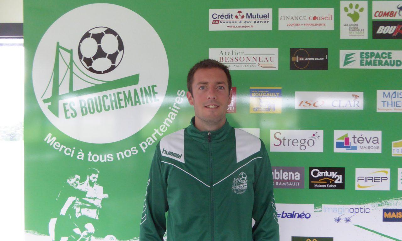 Bilan de la saison de l'ES Bouchemaine Football avec François LECOQ