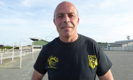 Michel PERROT nous présente le nouvel entraîneur de l'AS Tiercé-Cheffes.