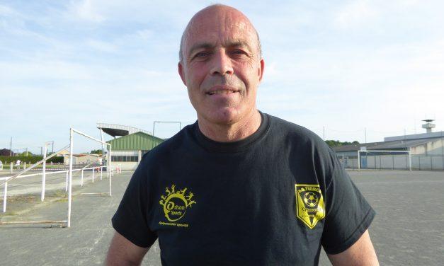 Michel PERROT : Benjamin DESBOURDES a le profil idéal pour l'AS Tiercé-Cheffes.