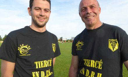 Confidences en duo avec Julien et Michel PERROT (AS Tiercé-Cheffes Football)