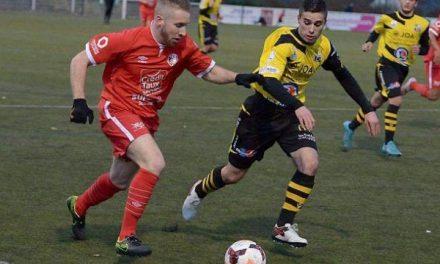 Quentin Bacha retroune au club de Sablé FC