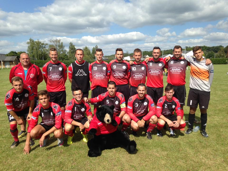 Quatre nouvelles recrues au club de Villevêque-Soucelles (D2)