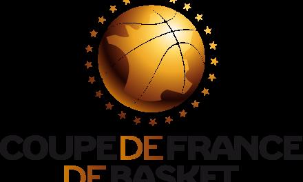 Coupe de France : Étoile d'Or Saint Léonard (NM2) – Cholet Basket (Pro A), programmé le 9 Septembre, à l'Aréna Loire de Trélazé.