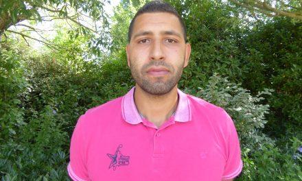 Entretien vidéo avec El Yazid GUIRROU, joueur de l'EO Saint Léonard Basket (NM2).