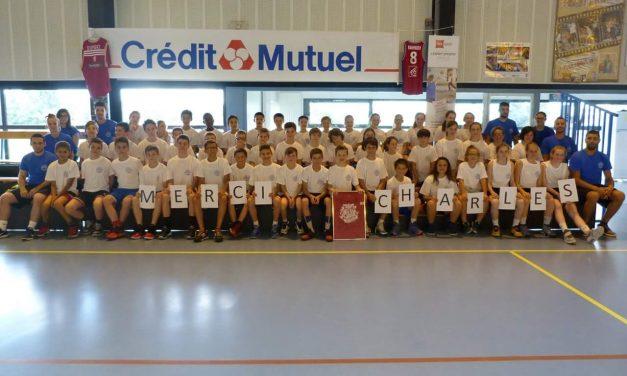 Première édition réussie pour le camp d'Eté basket à Trélazé.