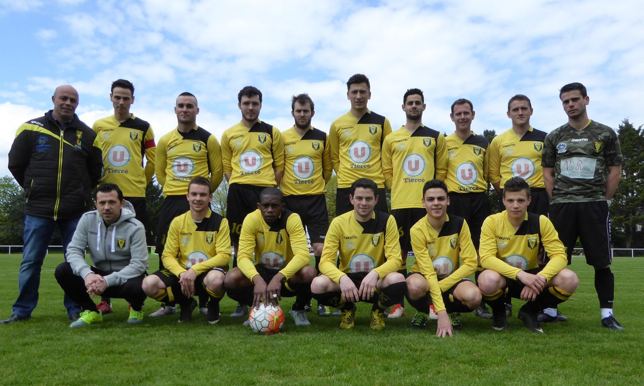 L'AS Tiercé-Cheffes Football accueillera le match de gala : ES Segré (DH) – RC Fléchois (CFA2).