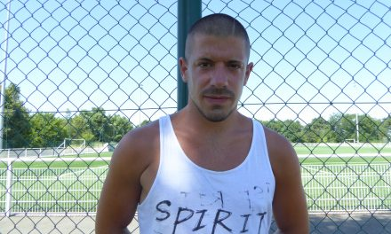 Entretien vidéo avec Florian PARILLAUD, le gardien du Foyer de Trélazé Football