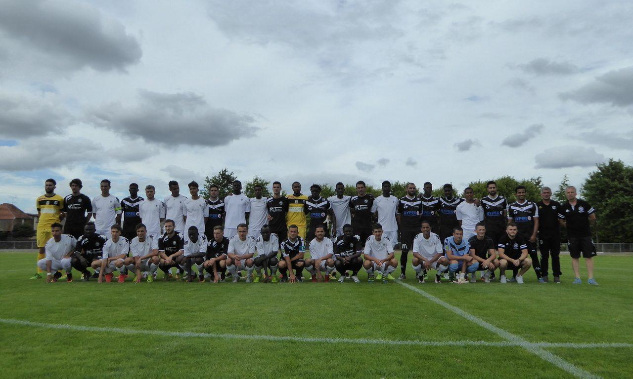 La réserve scoïste s'impose en fin de match sur un but de Boubacar Kouhaté (1-0).