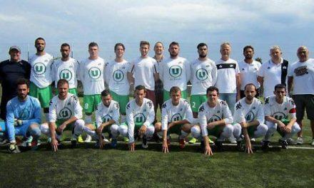 Mercato au club de la Croix Blanche Angers Football (DRH)
