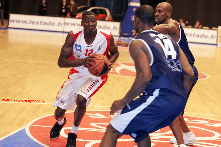 Issife SOUMAHORO,Mamadou Sy est la troisième recrue du Brissac Aubance Basket !