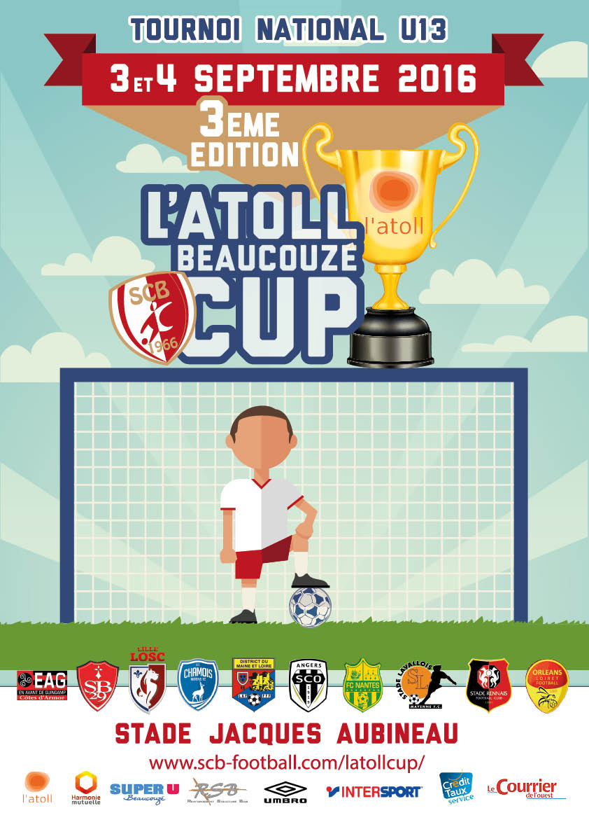 Affiche Atoll Cup