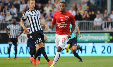 Ligue 1: Première à domicile manquée pour le SCO d'Angers face à l'OGC Nice (0-1).