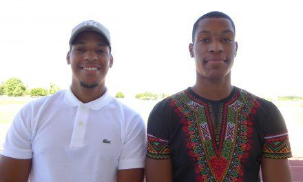 Portrait croisé des frères GABRIEL, Maxence & Alexis (ES Bouchemaine Football)
