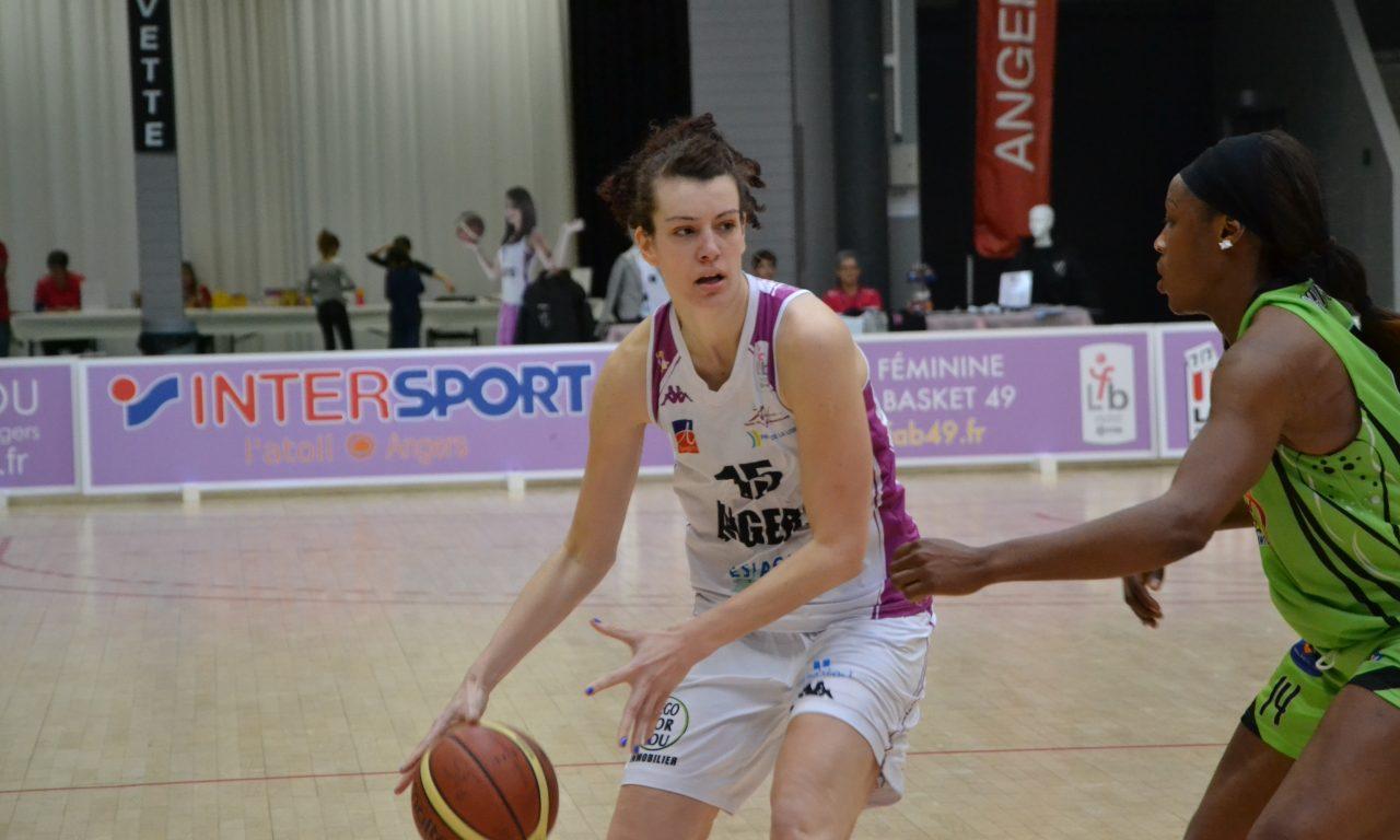 """""""L'UFAB débutera la saison de Ligue Féminine de basket à Nice."""""""