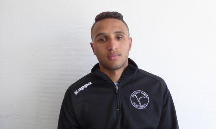 Entretien vidéo avec Jean-Charles GUITTARD, le gardien de but d'Angers la Vaillante Football.