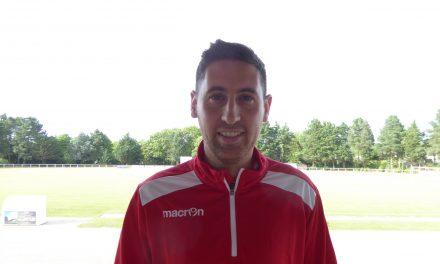 Entretien vidéo avec Maxime MOUCHET, joueur de l'AS Avrillé Football