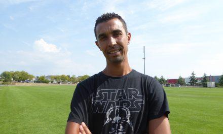 Entretien vidéo avec Jaafar MASKAR, l'entraîneur des U19 au club d'Angers SCA.