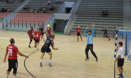 Angers-Noyant Handball Club manque de réalisme pour espérer l'emporter face à Caen.