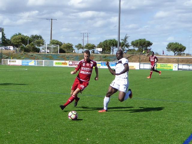 La réserve scoïste débute son championnat en CFA2 par une victoire.