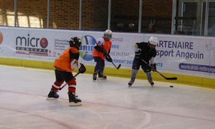 11e édition du stage d'Été de hockey sur glace à Angers