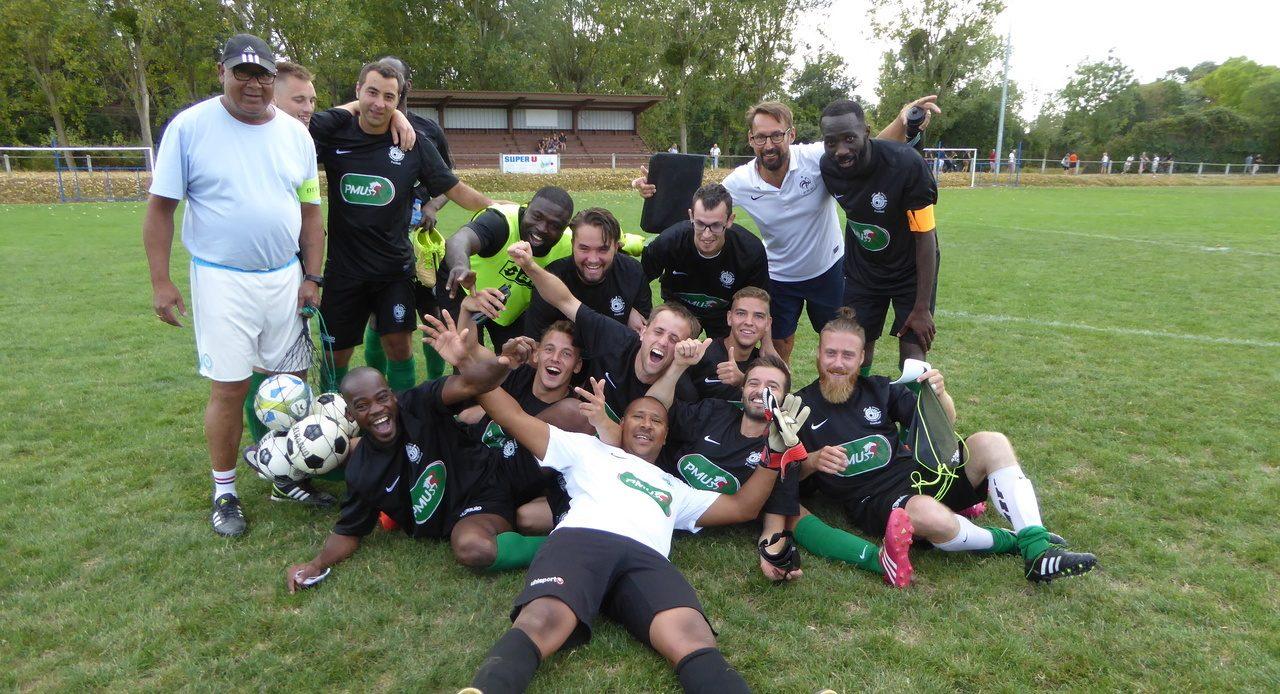 Coupe de France : L'ASC Saint-Barthélémy d'Anjou se qualifie au bout du suspense.