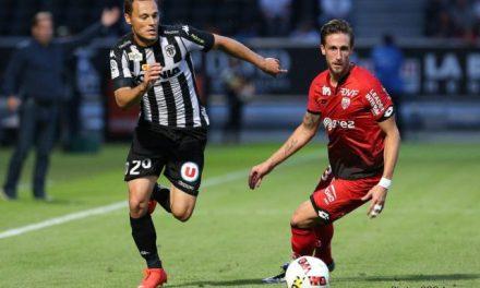 Le SCO décroche ses premiers points face à Dijon