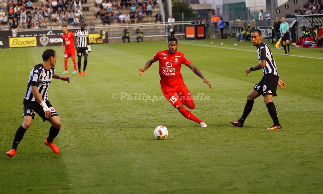 La 300e victoire pour Angers SCO en Ligue 1