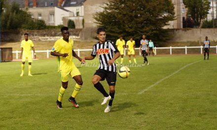 Revivez en photos le match U19 : Angers SCO – FC Nantes (1-3).