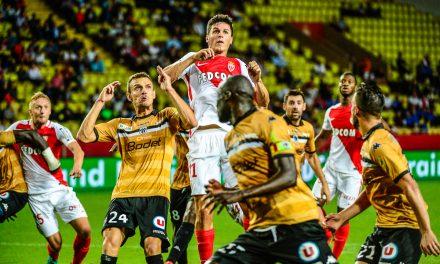 Ligue 1 : Angers SCO met fin à sa bonne lancée à Monaco.