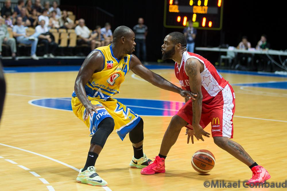 Coupe de France : Cholet Basket trop fort pour un St Léonard courageux : 59-80