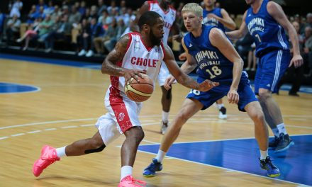 Prostars : Khimki Moscou plus fort face à Cholet basket.