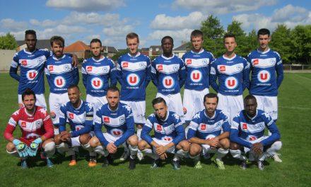 DRH (3e journée) : Angers NDC obtient un match nul logique sur l'ensemble du match à la Mellinet de Nantes (1-1).