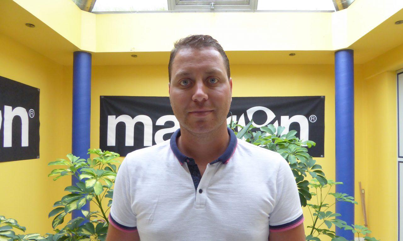 Julien Orhon, un vrai passionné par le sport.