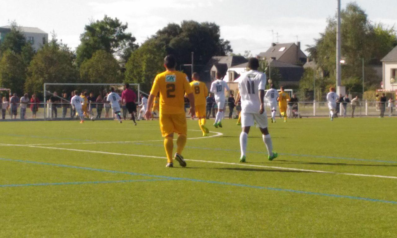 L'AS Ponts-de-Cé passe le 4ème tour de la Coupe de France.
