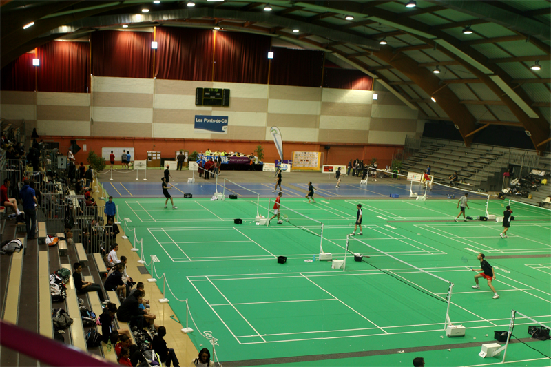 N2: L'équipe de l'AS Les Ponts-de-Cé badminton démarre leur saison.